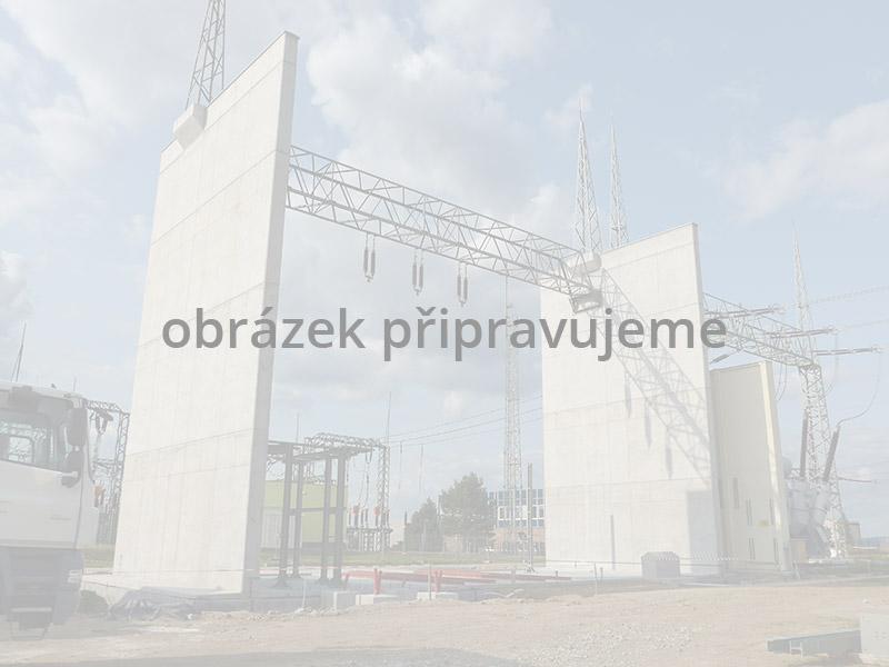 Výstavba nové rozvodny 110/22 kV